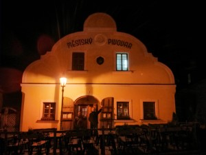 Městský pivovar ve Štramberku
