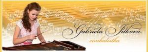 Cimbalistka.cz - Gabriela Jílková