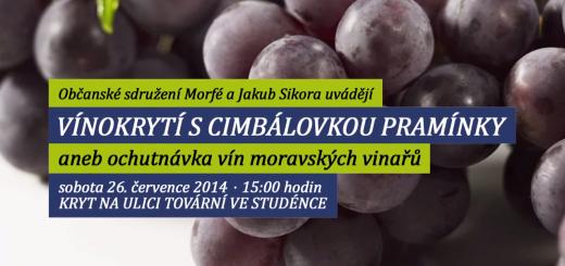 Vinokrytí 2014 Studénka